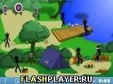 Игра Причинная связь в лагере - играть бесплатно онлайн