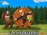 Игра Медвежье метательное шоу - играть бесплатно онлайн