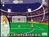 Игра Соблазнительный футбол - играть бесплатно онлайн