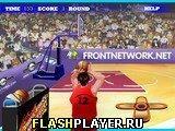 Игра Трёхочковый бросок - играть бесплатно онлайн