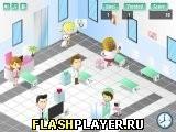 Игра Суматоха в клинике для животных - играть бесплатно онлайн