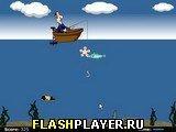 Игра Деревенская рыбалка - играть бесплатно онлайн