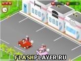 Игра Суматоха на бензозаправке - играть бесплатно онлайн