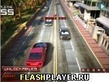 Игра Красный гонщик 4 - играть бесплатно онлайн