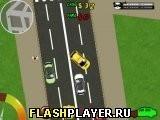 Игра Крутое чокнутое такси - играть бесплатно онлайн