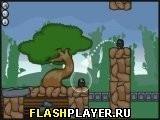 Игра Прыгучий ниндзя - играть бесплатно онлайн