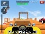 Игра Гонщик на эстакаде - играть бесплатно онлайн