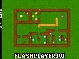 Игра Змейка в лабиринте 2 - играть бесплатно онлайн
