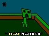 Игра Танец Крипера - играть бесплатно онлайн