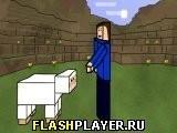 Игра Два друга играют в Майнкрафт - играть бесплатно онлайн