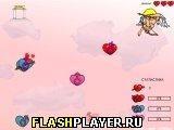 Игра Купидон - охота за сердцами - играть бесплатно онлайн