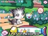 Игра Доктор Макстаффин – забота о беспризорном котёнке - играть бесплатно онлайн