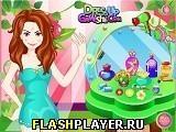 Игра Макияж пиратской феи Зарины - играть бесплатно онлайн