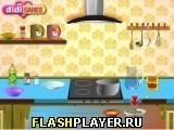 Игра Зимний овощной суп - играть бесплатно онлайн