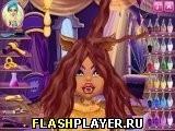 Игра Клодин Волк реальные стрижки - играть бесплатно онлайн