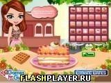 Игра Малиновый торт-мороженое - играть бесплатно онлайн