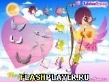 Игра Девочка-купидон - играть бесплатно онлайн