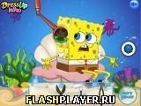Игра Спанч Боб лечит уши - играть бесплатно онлайн