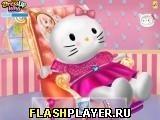 Игра Кошечка летит уши - играть бесплатно онлайн