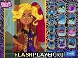 Игра Причёски Клодин Волк - играть бесплатно онлайн