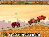 Игра Настоящий монстр джип - играть бесплатно онлайн