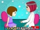 Игра Ами глазной доктор - играть бесплатно онлайн