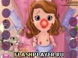 Игра Первая помощь пострадавшей Софии - играть бесплатно онлайн