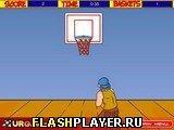Игра Меткое попадание (Баскетбол) - играть бесплатно онлайн