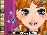 Игра Анна у дантиста - играть бесплатно онлайн