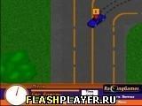 Игра Горящие колёса - играть бесплатно онлайн