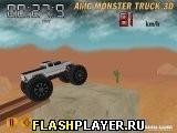 Игра Джип монстр 3Д - играть бесплатно онлайн