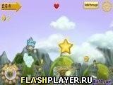 Игра Приключение в облаках - играть бесплатно онлайн