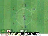 Игра Яхуу! Японский футбол - играть бесплатно онлайн