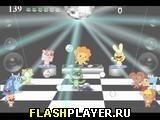 Игра Сумашедшие танцы  Nr.5 - играть бесплатно онлайн