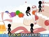 Игра Причинная связь в конфетной стране - играть бесплатно онлайн