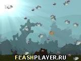 Игра Голодная рыба - играть бесплатно онлайн