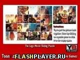 Игра Пятнашки Лего - играть бесплатно онлайн