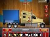 Игра Настройте ваш грузовик - играть бесплатно онлайн