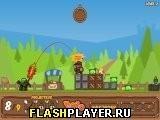 Игра Лучник Бобби - играть бесплатно онлайн