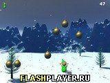 Игра Ёлочные игрушки - играть бесплатно онлайн