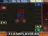 Игра Хаос на автостоянке - играть бесплатно онлайн