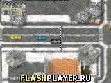 Игра Зимний дрифт в городе - играть бесплатно онлайн