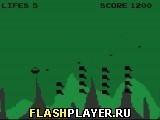 Игра Пиксельные пришельцы - играть бесплатно онлайн