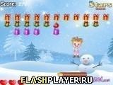 Игра Малышка Хейзел собирает подарки - играть бесплатно онлайн