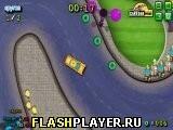 Игра Дрифт Симпсона - играть бесплатно онлайн