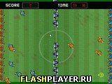 Игра Жестокий футбол - играть бесплатно онлайн