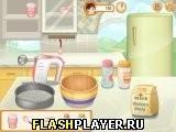 Игра Кулинарный класс Сары – Радужные кексы - играть бесплатно онлайн