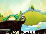 Игра Забавная гонка Дораэмона - играть бесплатно онлайн