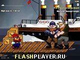 Игра Гном на пристани - играть бесплатно онлайн