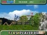 Игра Русские горки на мотоцикле - играть бесплатно онлайн